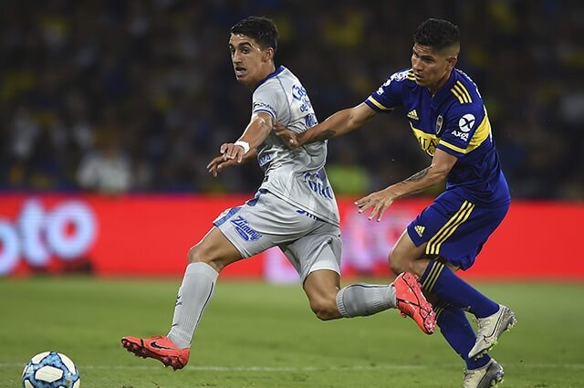 332983_Boca Juniors vs. Godoy Cruz