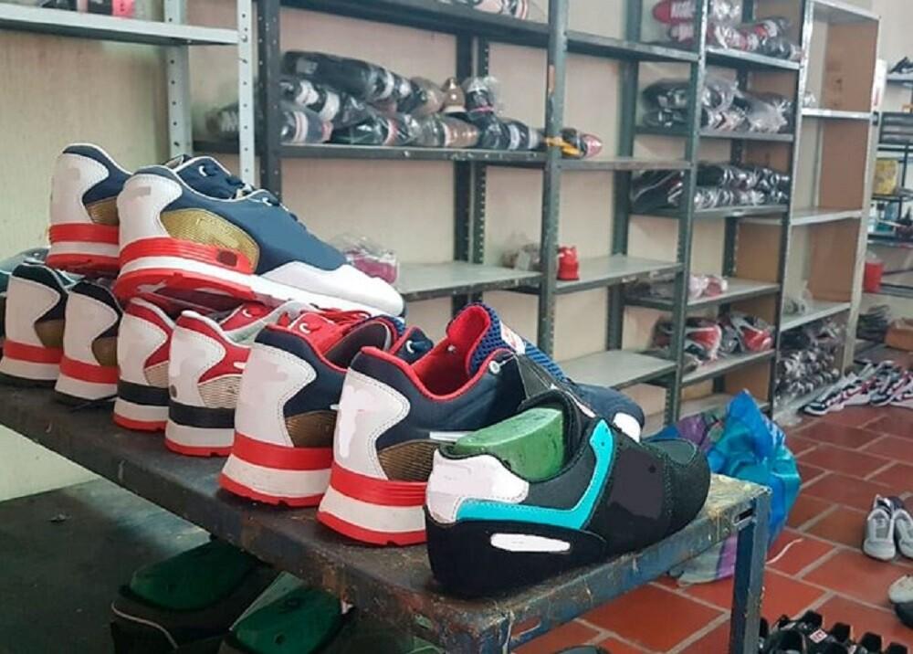 366393_BLU Radio. Empresa de calzado de Bucaramanga / Foto: suministrada