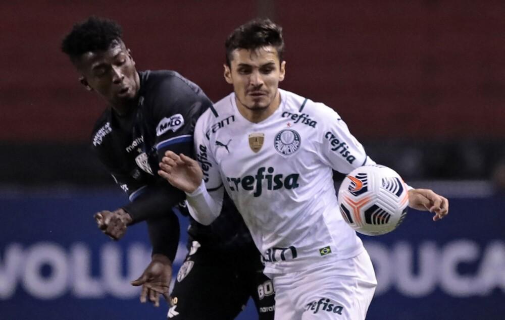 Palmeiras Foto AFP.