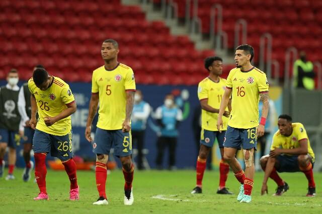 Desconvocados de la Selección Colombia
