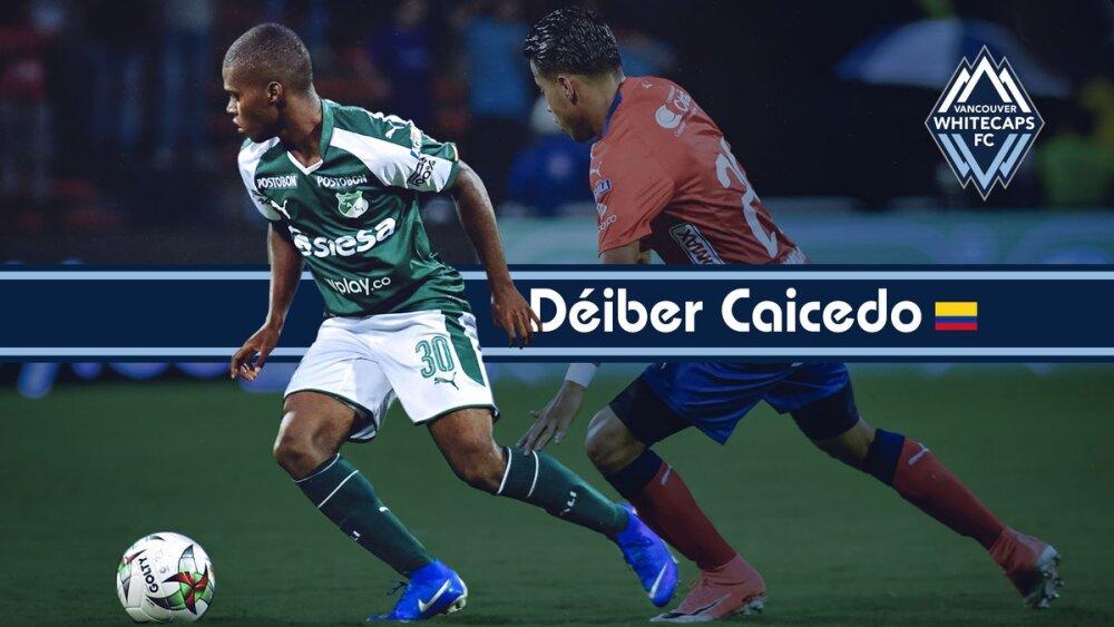 Deiber Caicedo