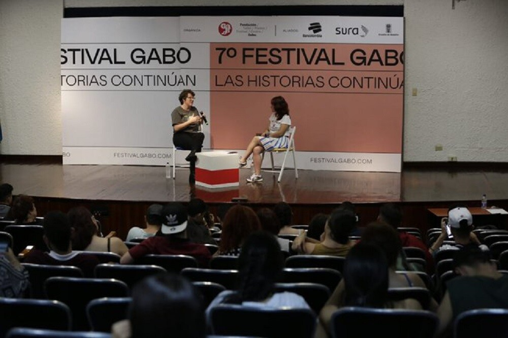 344770_BLU Radio // Festival Gabo // Foto: Cortesía @FundacionGabo