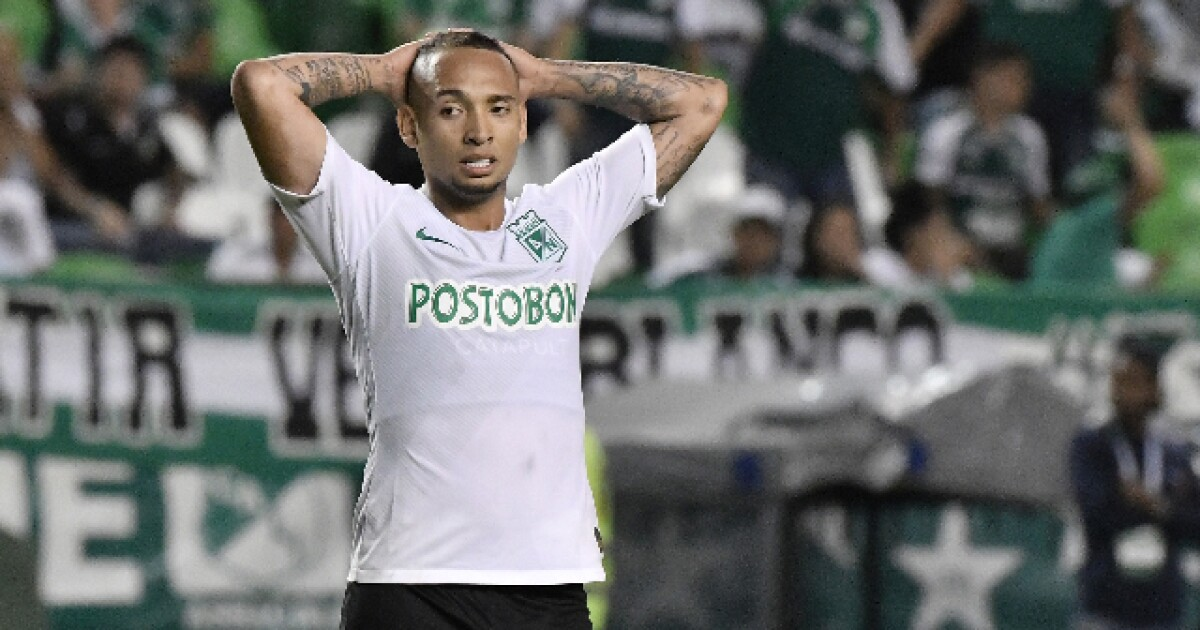 Malas noticias en Atlético Nacional: se confirma la gravedad de la lesión de Jarlan Barrera