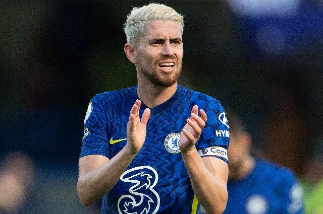 Jorginho, jugador del Chelsea