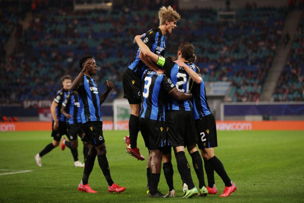 RB Leipzig v Club Brugge KV: Group A - UEFA Champions League