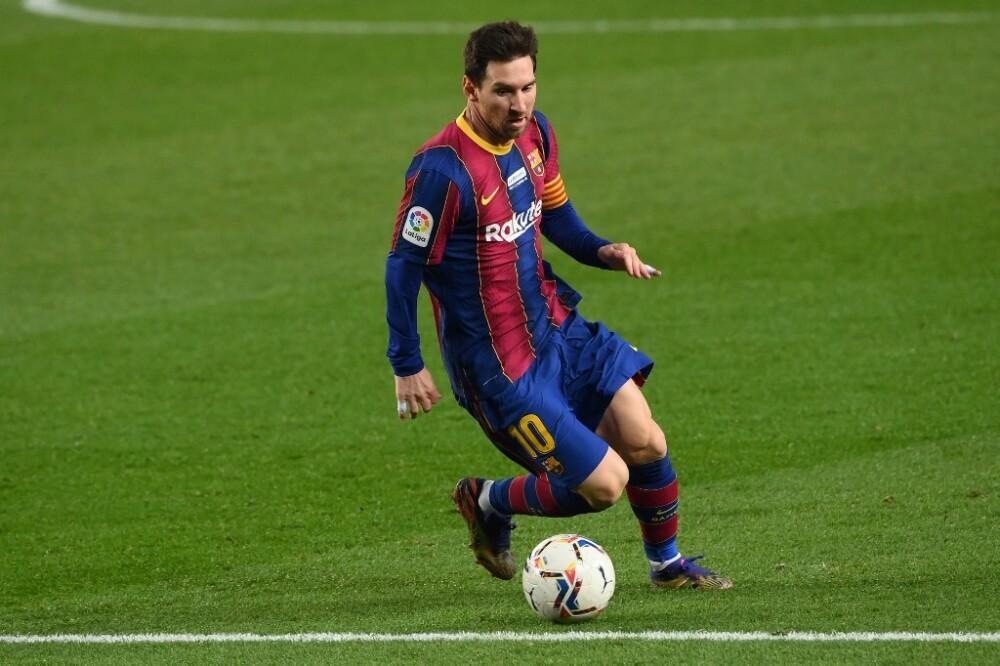 Lionel Messi BARCELONA-VALENCIA