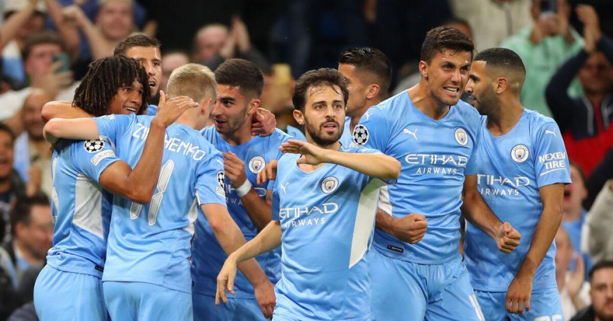 Manchester City vs Leipzig (6-3): resumen y estadísticas del partido
