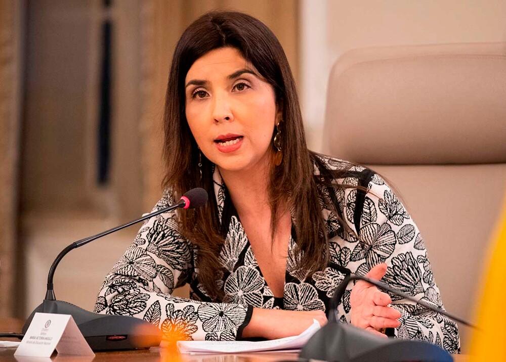 374029_María Victoria Angulo // Foto: Ministerio de Educación
