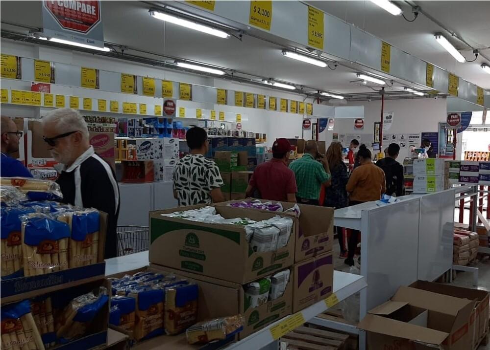 358298_Supermercados // Foto: BLU Radio