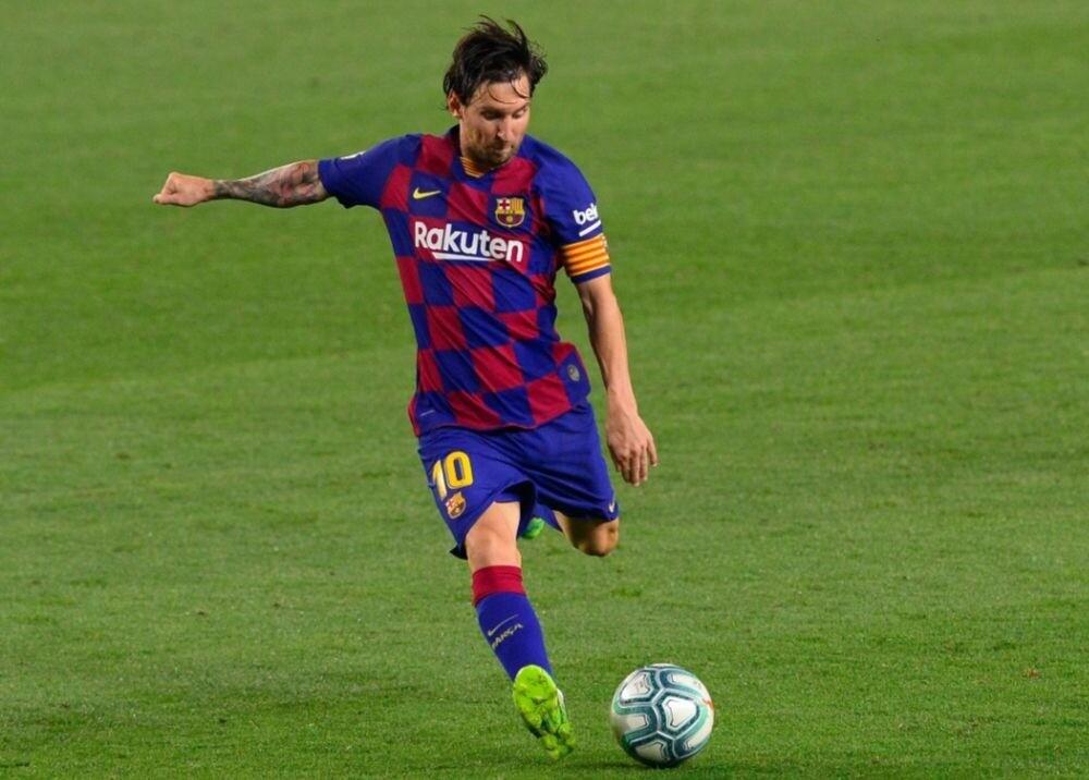 368693_Lionel Messi / Foto: AFP