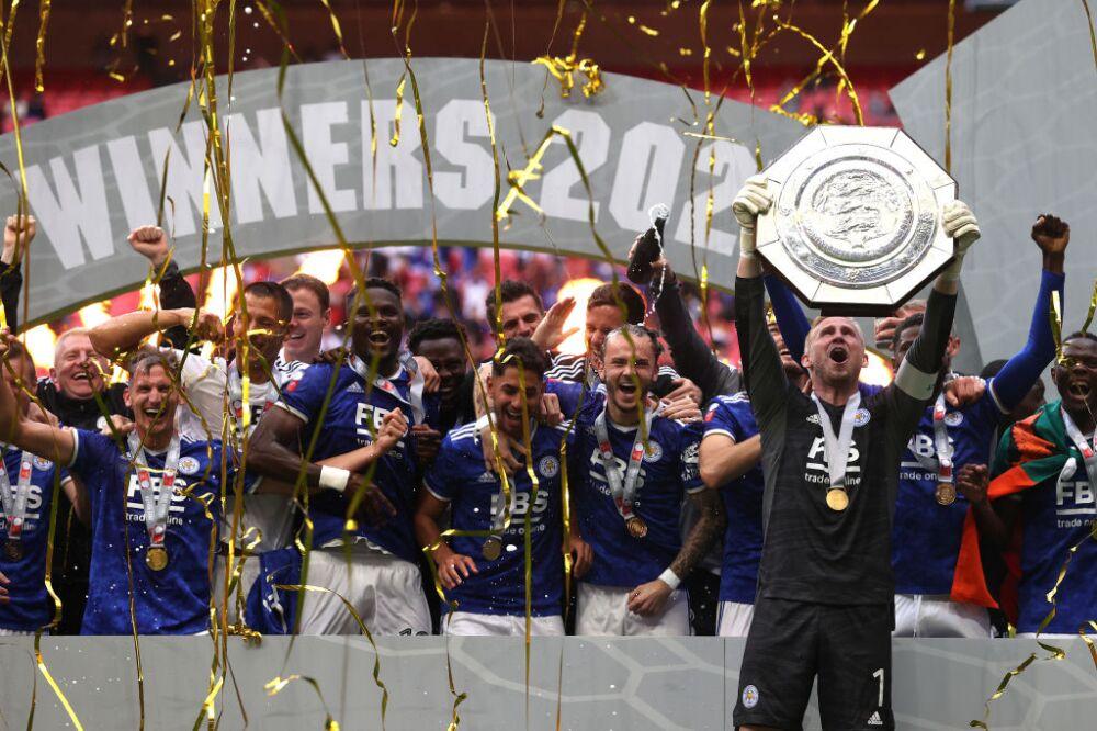 Leicester City campeón