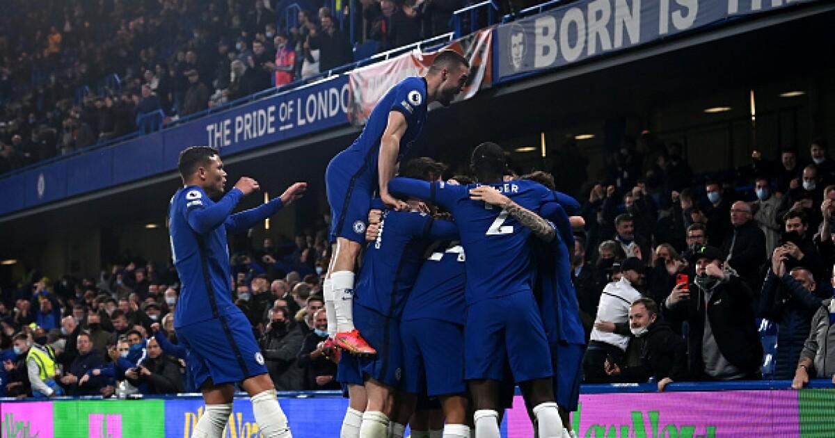 Chelsea se vengó del Leicester: victoria 2-1 y lo dejó 'chilinguiando' por la Champions League