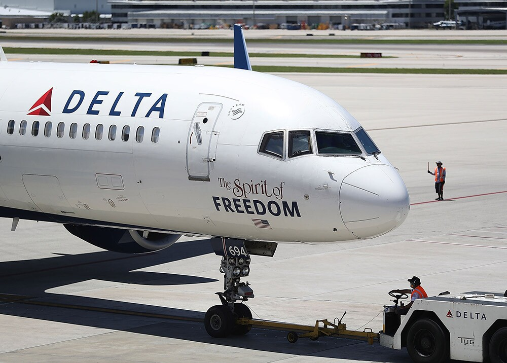 245445_Delta Airlines - Foto referencia AFP