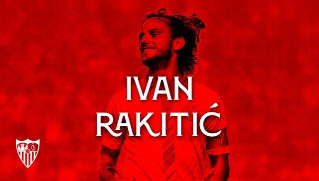Rakitic vuelve a Sevilla