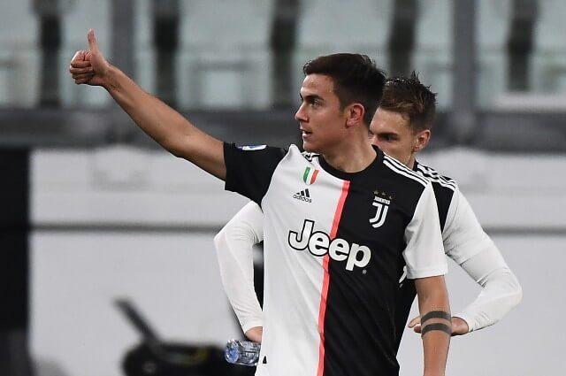 333583_Paulo Dybala, jugador de Juventus