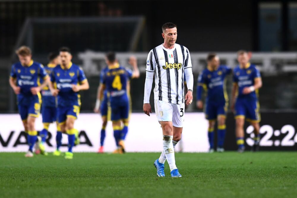 Hellas Verona FC v Juventus