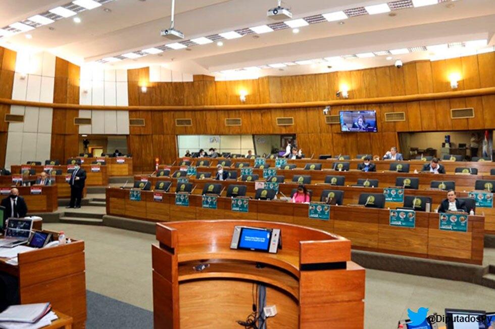 Cámara de Diputados de Paraguay