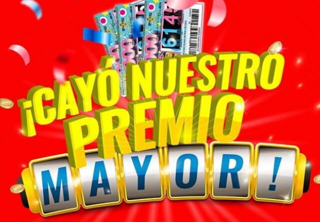 Lotería de Medellín.