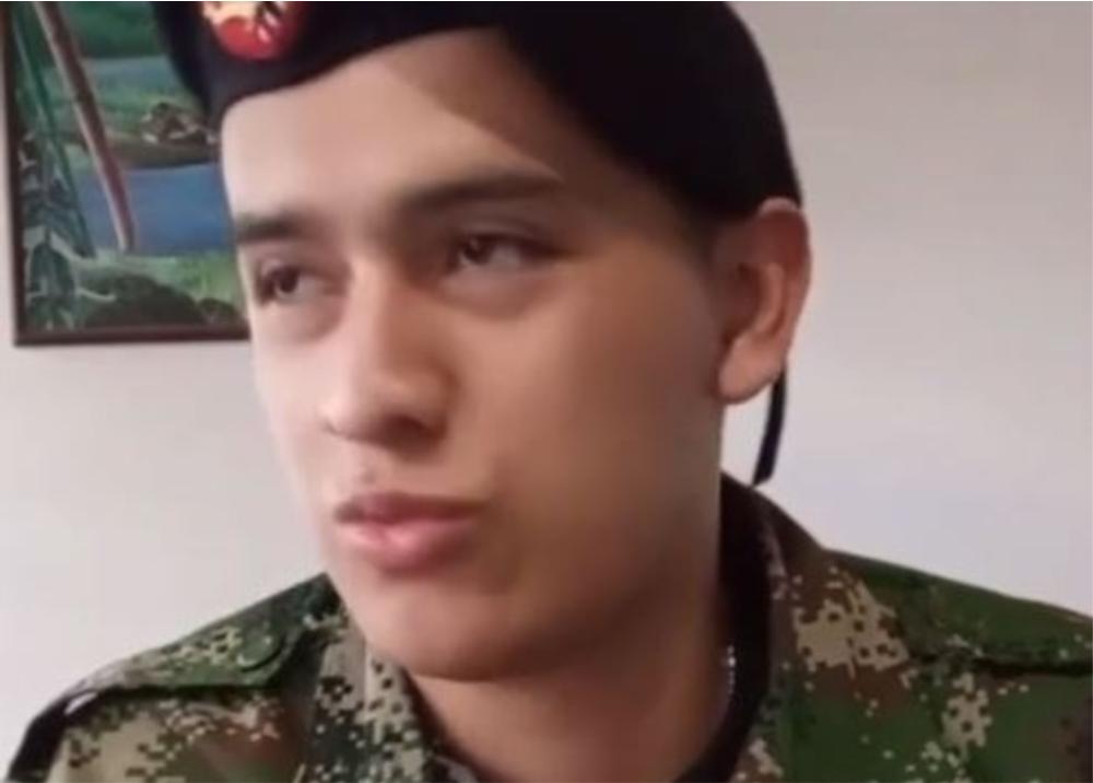 370001_Soldado John Barrantes - Foto tomada de TikTok