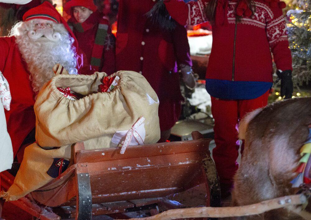 323007_Blu Radio // Regalos de Navidad // Foto: AFP