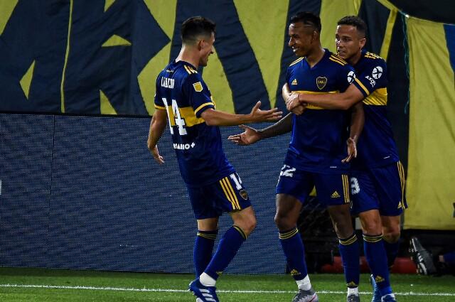 Sebastián Villa Boca Juniors