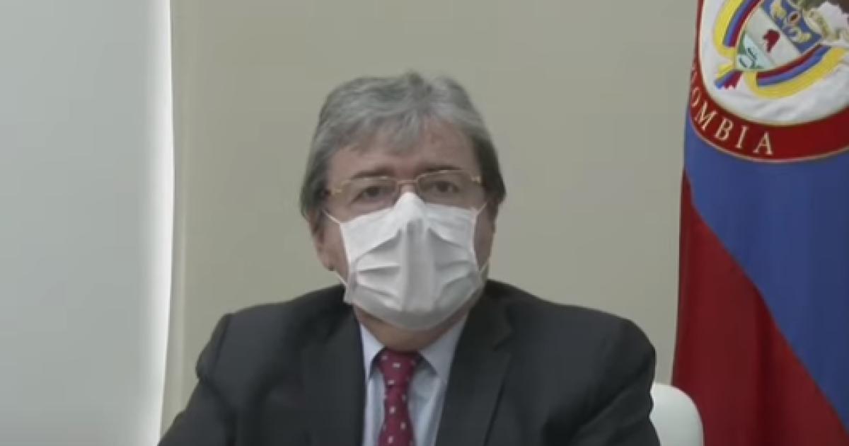 Citan a Carlos Holmes Trujillo a debate de control político