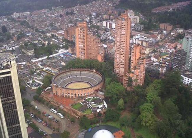 303058_Blu Radio. Bogotá / Foto: Blu Radio