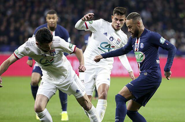 335431_Acción de juego de la Ligue 1