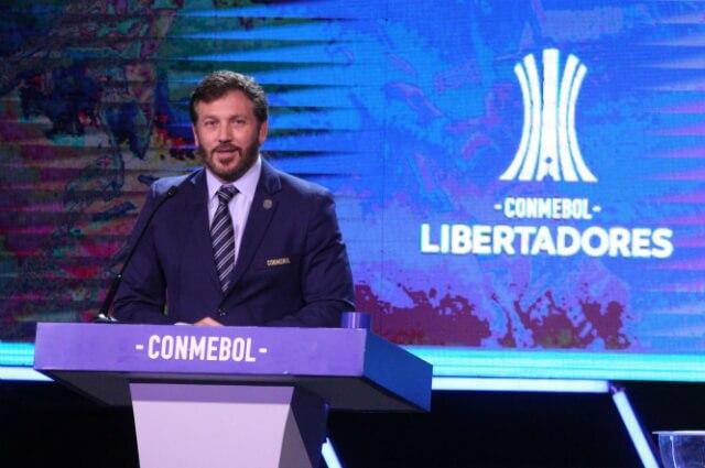 333087_Alejandro Dominguez, presidente Conmebol