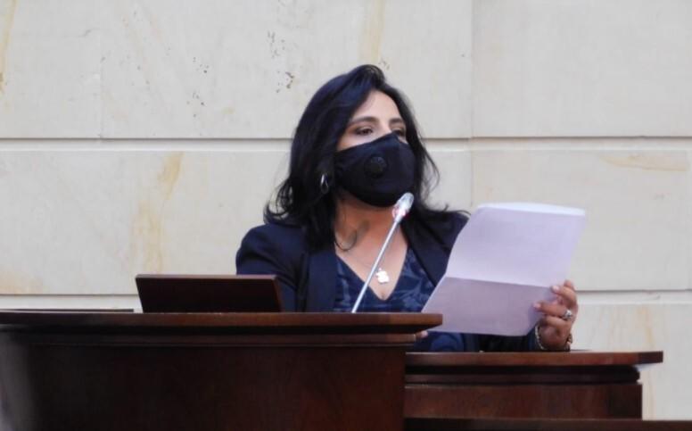 Magistrada Paola Meneses