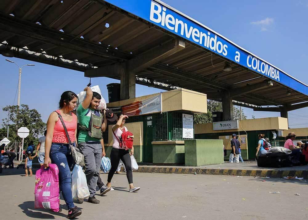 327420_Foto: Blu Radio - Migrantes / AFP