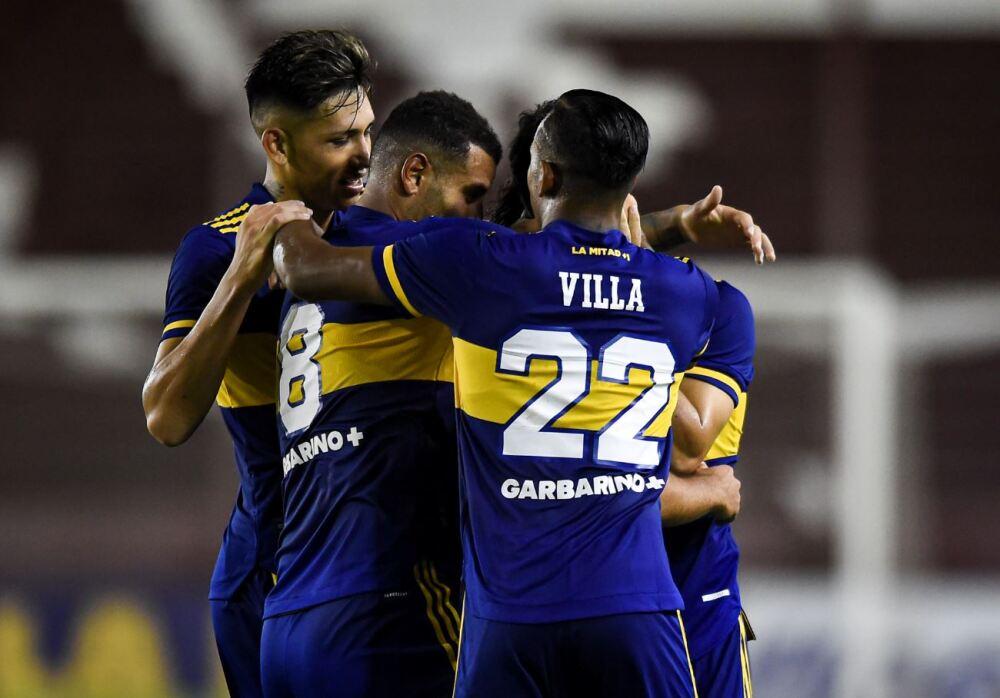 Edwin Cardona Sebastian Villa Boca Juniors 040321 Getty images E.JPG