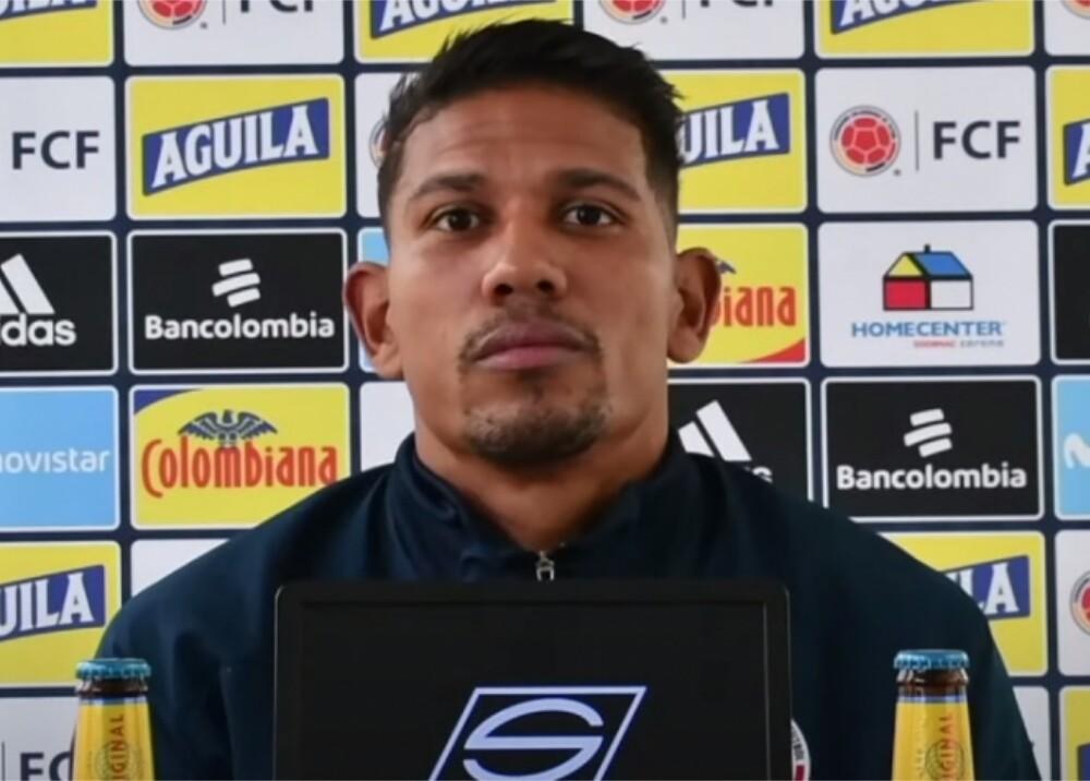 Alexander Mejía Foto Captura de video.