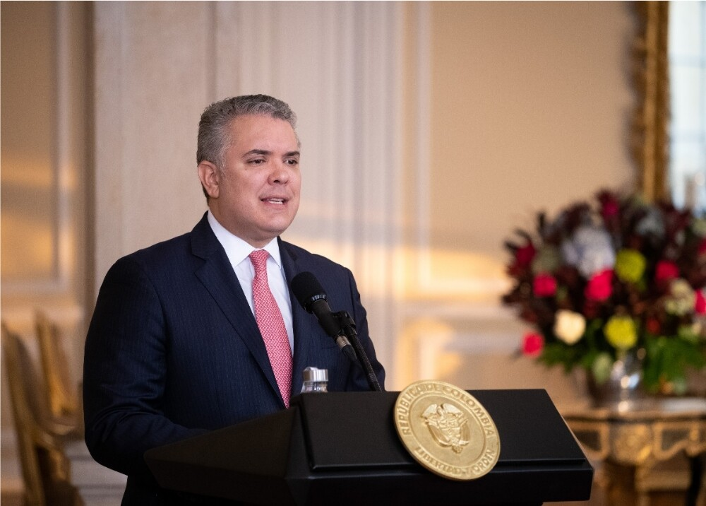 369544_Iván Duque // Foto: Presidencia