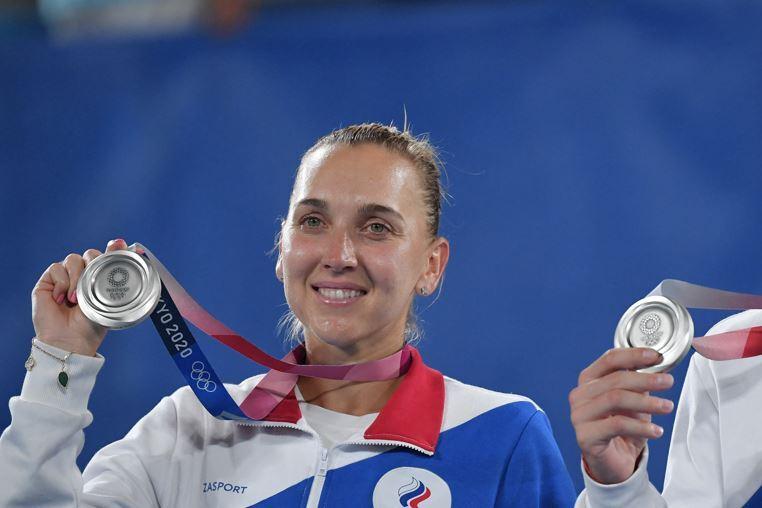 Elena-Vesnina-medalla