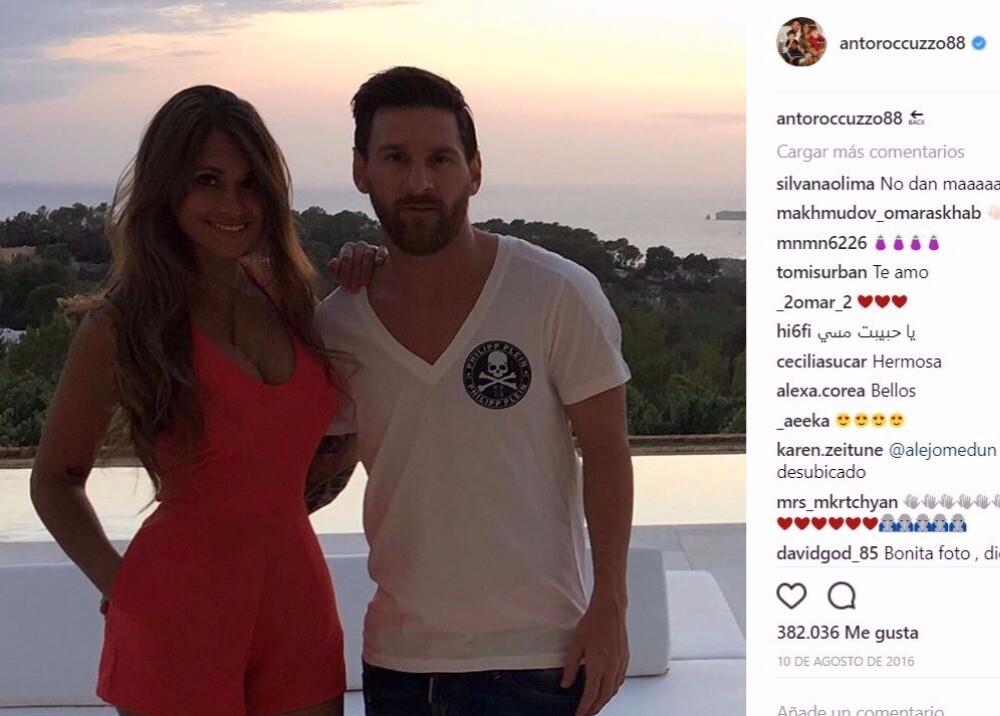 5497_La Kalle - el atrevido tatuaje de Messi - Foto referencia Instagram