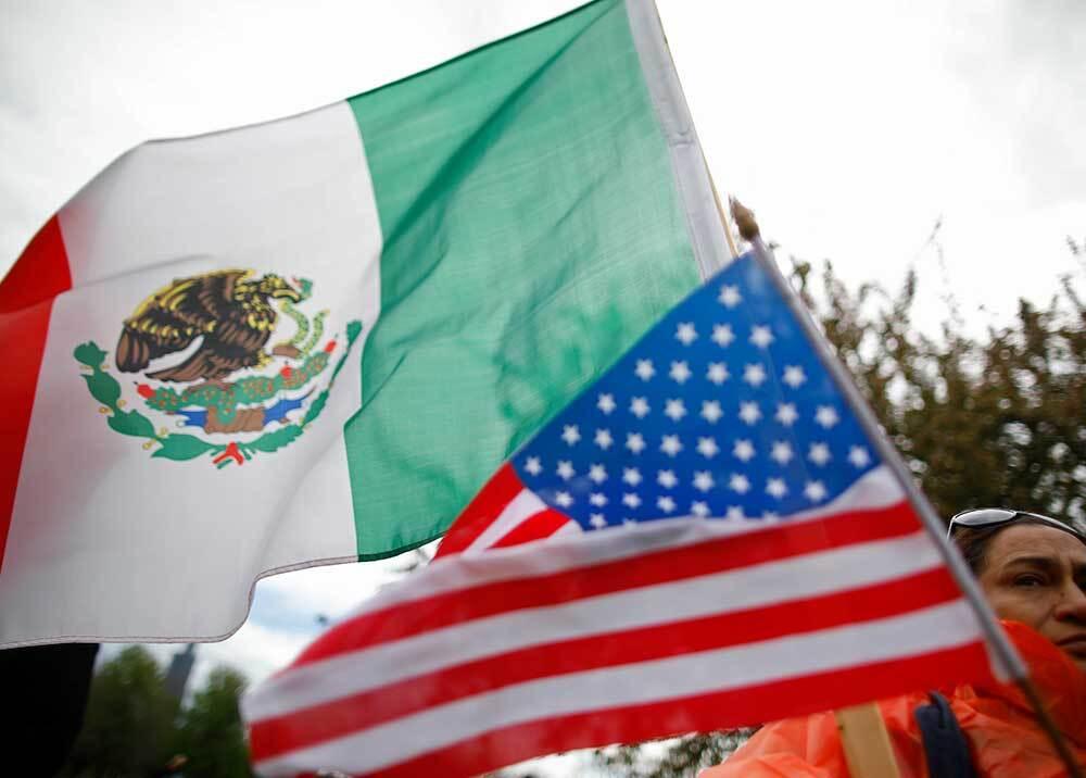 336044_Blu Radio // Relación Estados Unidos- México // Foto: AFP