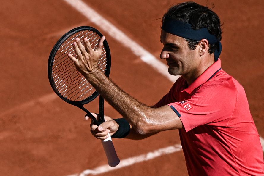Roger Federer empieza su preparación para Wimbledon en el torneo de Halle (Alemania).