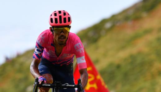 Daniel Martínez, ciclista colombiano.
