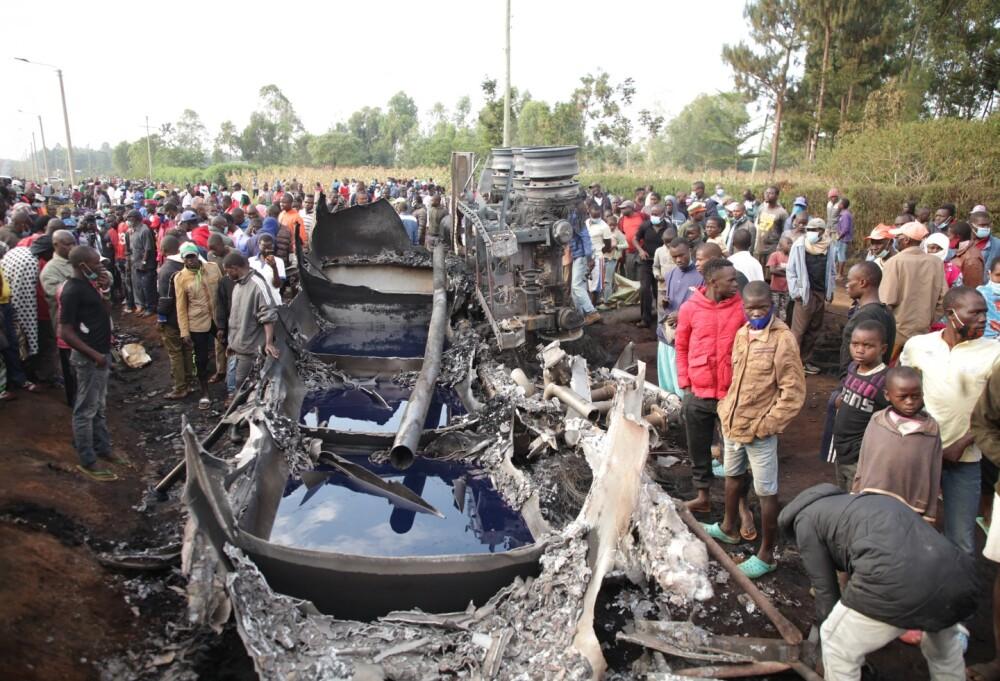 Explosión en Kenia