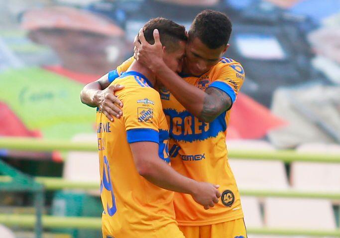 Francisco Meza, Tigres vs León
