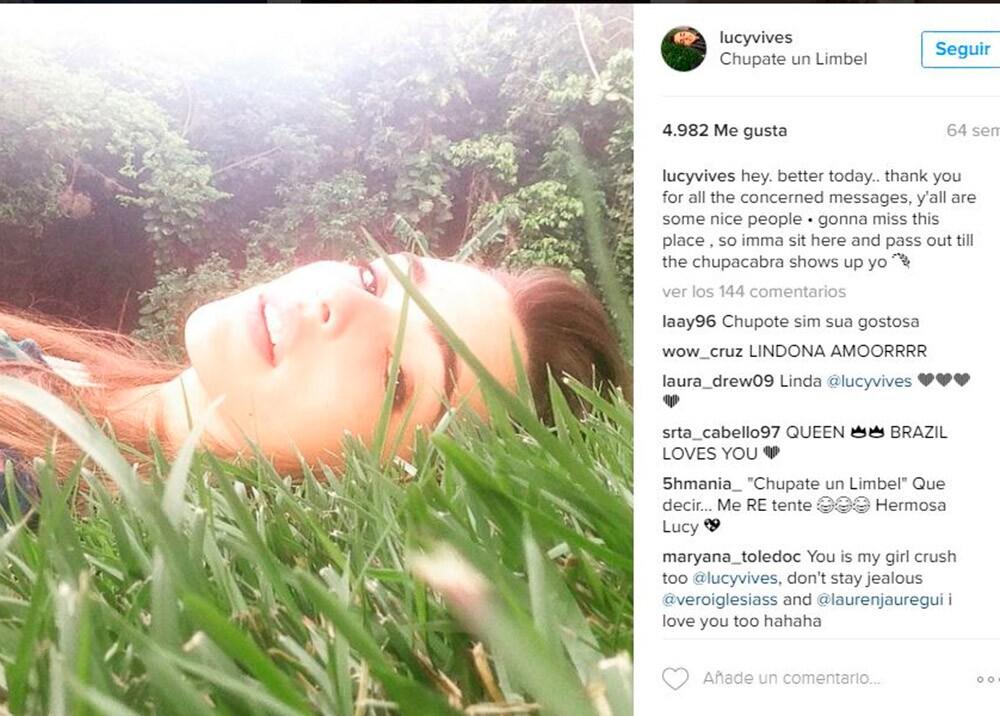 246522_Foto: Lucy Vives - Instagram