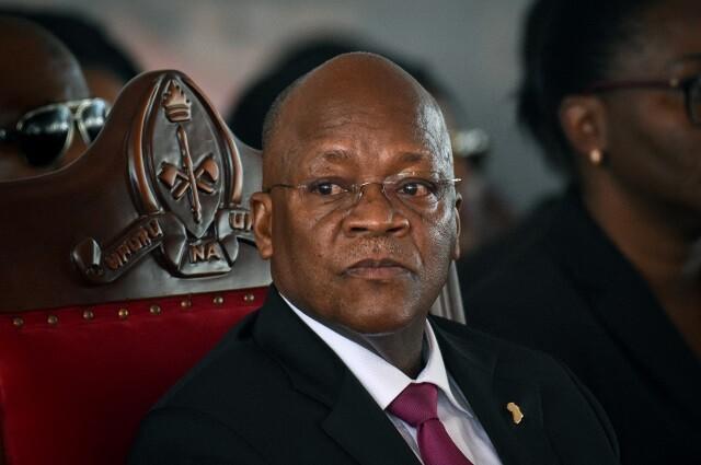 Murió John Magufuli el presidente de Tanzania