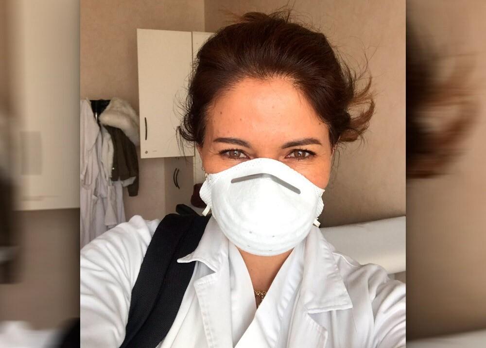 359394_Doctora Marcela Giraldo / Foto: Twitter @mgiraldo1973