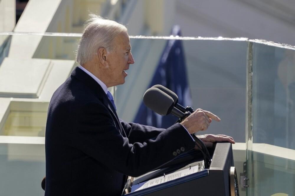 Joe Biden. Foto AFP