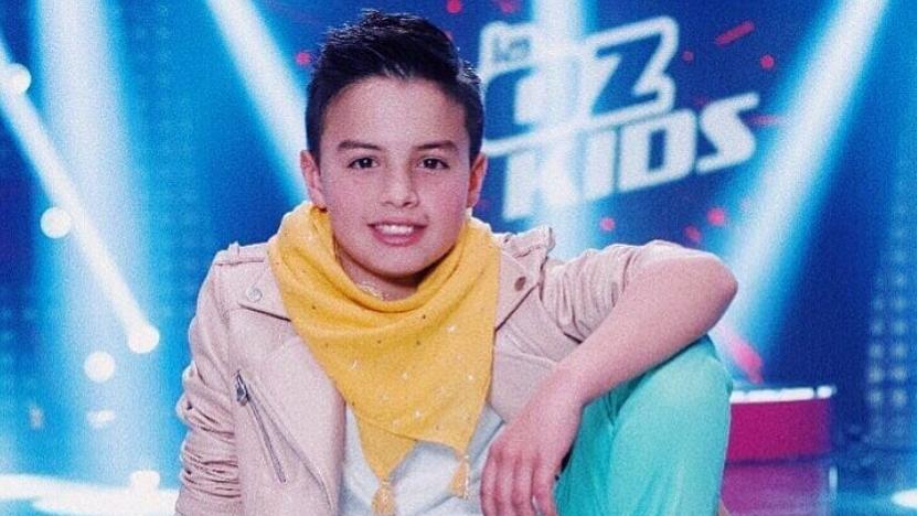 Juanse Laverde, ganador La Voz Kids 2018