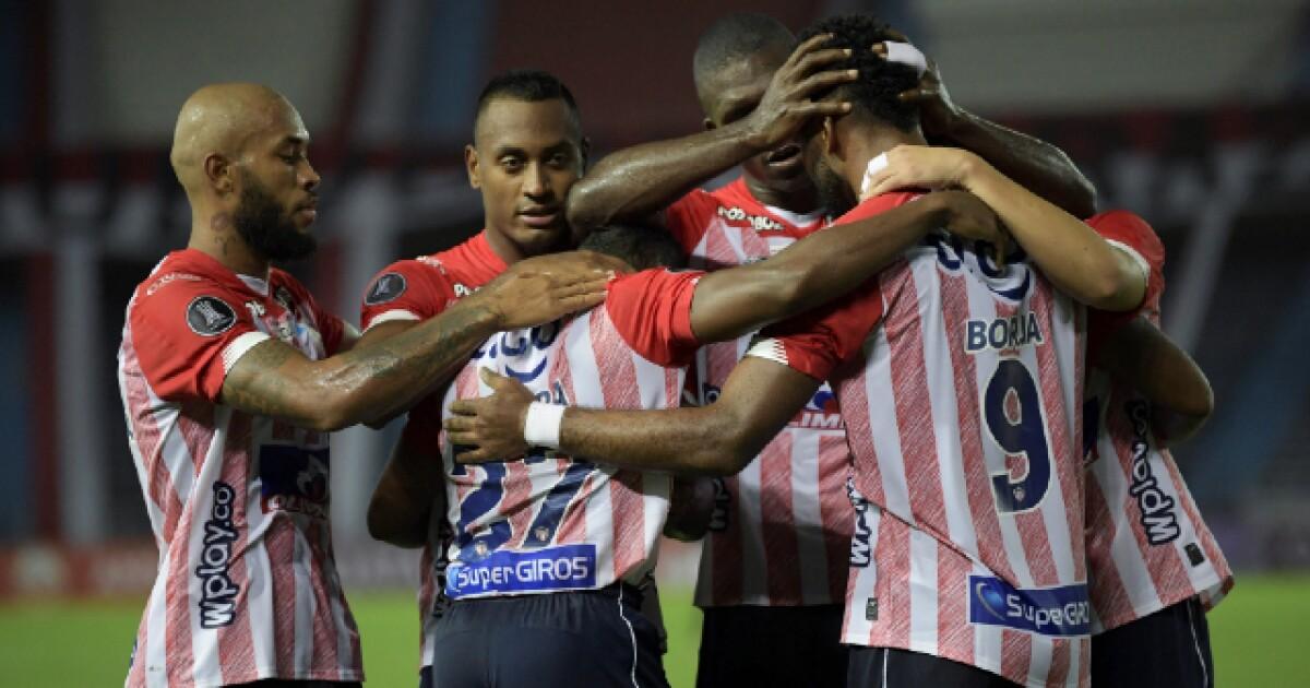 Con calculadora en mano: Así podrá avanzar Junior de Barranquilla en la Copa Libertadores
