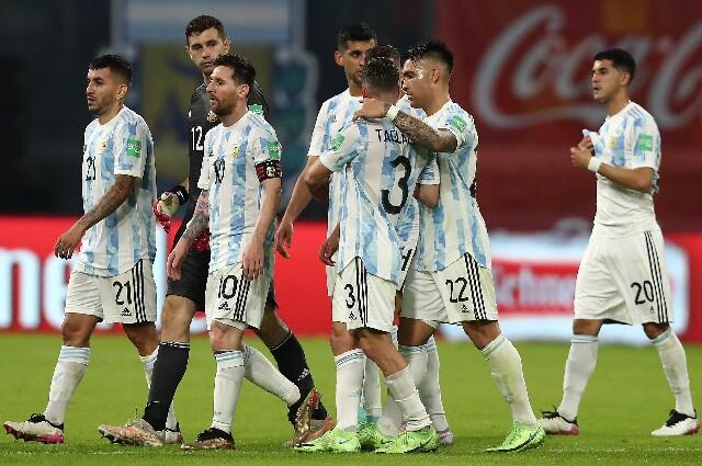 Petición de la Selección Argentina contra Colombia