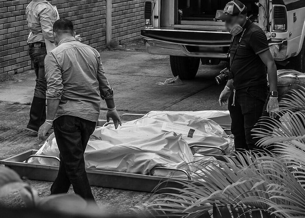 377261_Masacre en Colombia // Foto: AFP, imagen de referencia