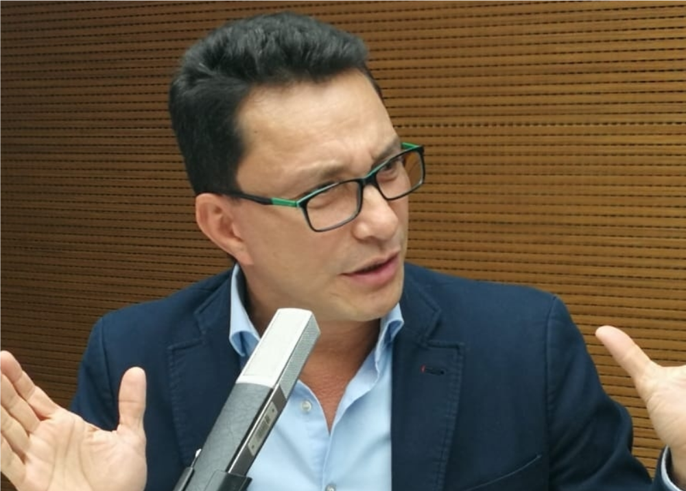 343500_BLU Radio. Carlos Caicedo, candidato a la Gobernación de Magdalena // BLU Radio